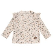 Picture of T-Shirt 68 long sleeves with all-over print - Spring Flowers