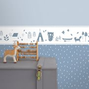Picture of Wallpaper Sprinkles Blue