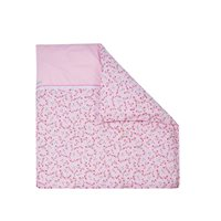 Picture of Bassinet blanket cover Pink Blossom