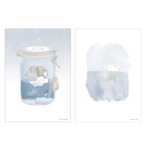 Poster Mini Polar Jar
