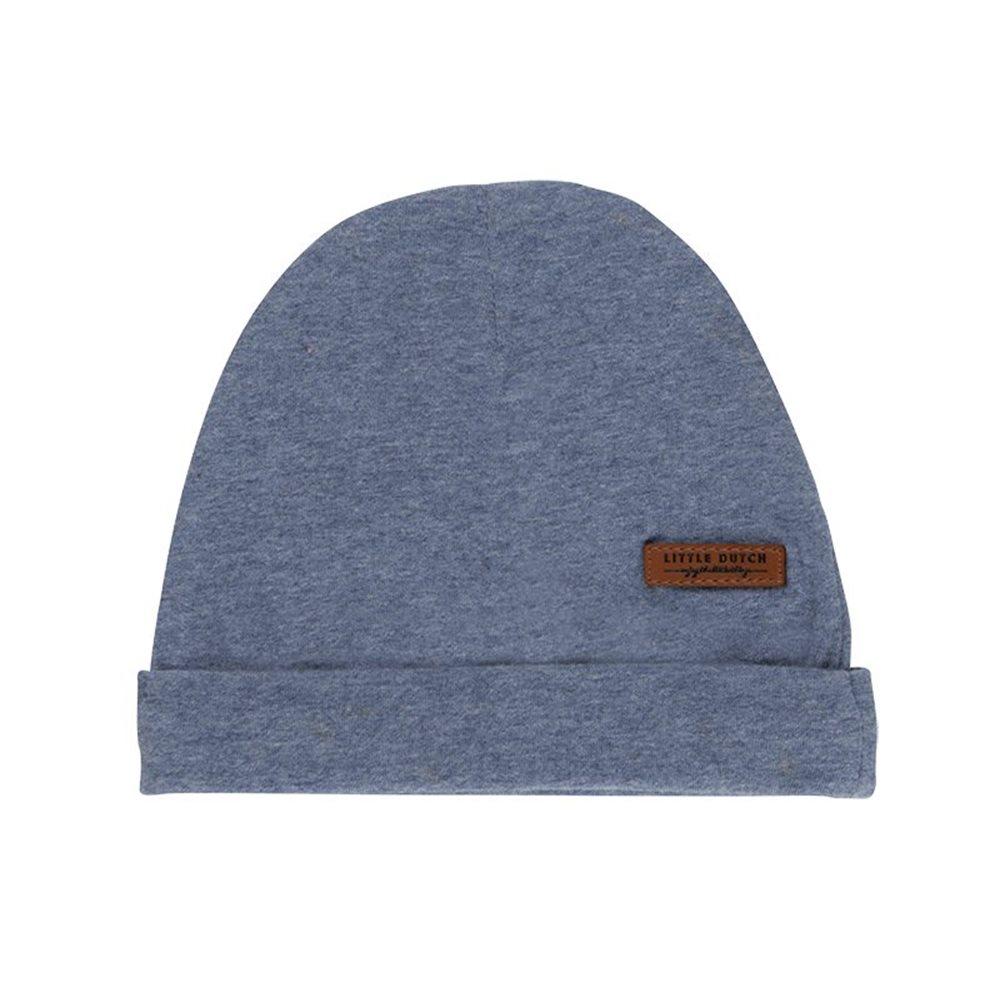Mütze Blue Melange - Größe 1