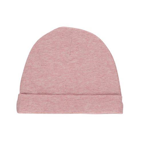 Bonnet bébé Pink Melange - Taille 1