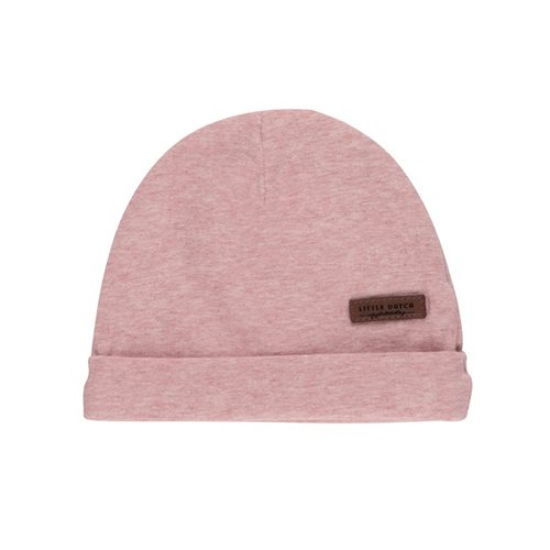 Bonnet bébé Pink Melange - Taille 2