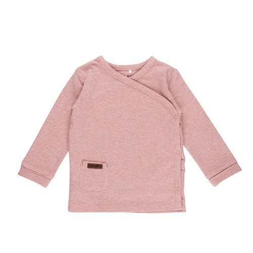 Picture of Wrap shirt 62 - Pink Melange