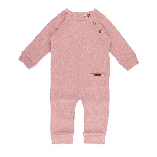 Strampler 68 - Pink Melange
