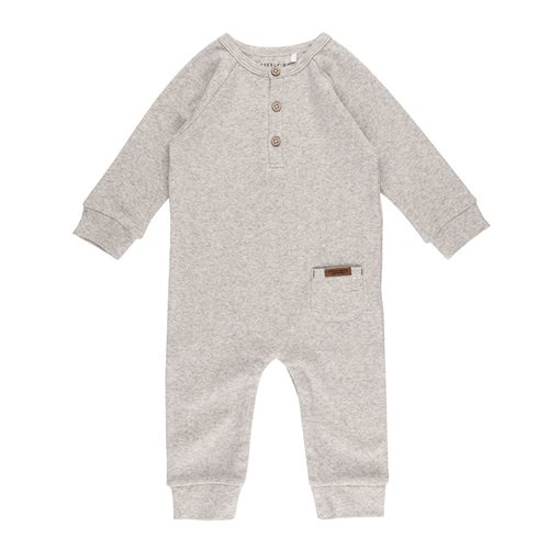 Picture of One-piece suit 62 - Grey Melange