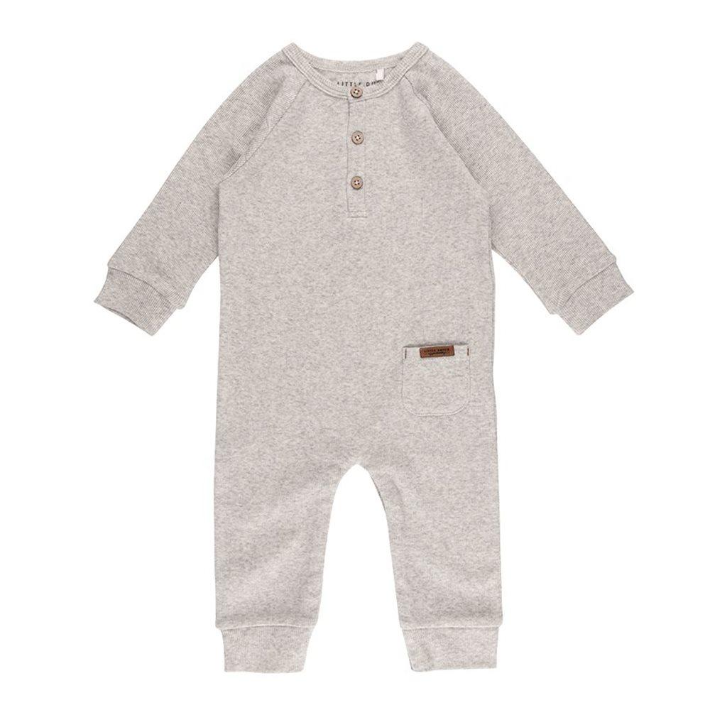 Combinaison bébé 68 - Grey Melange