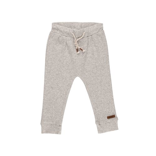 Babyhose 68 - Grey Melange