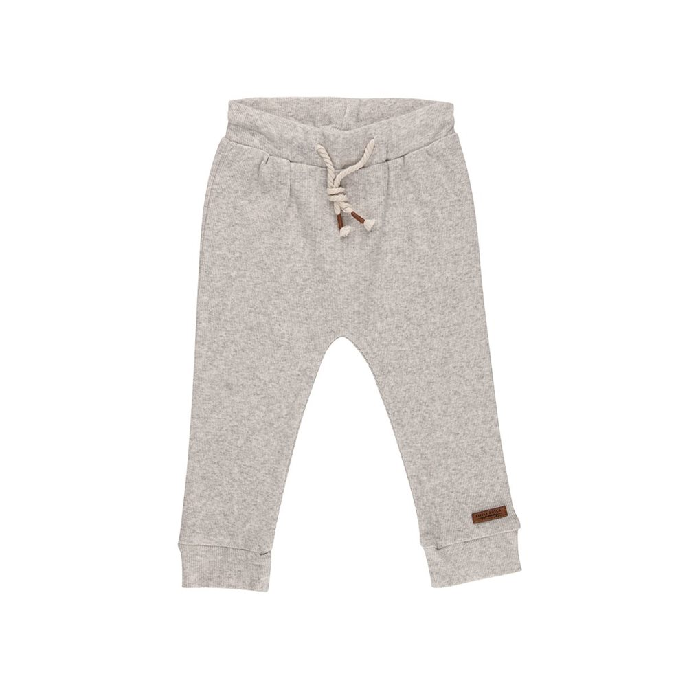 Picture of Baby Trousers 68 - Grey Melange