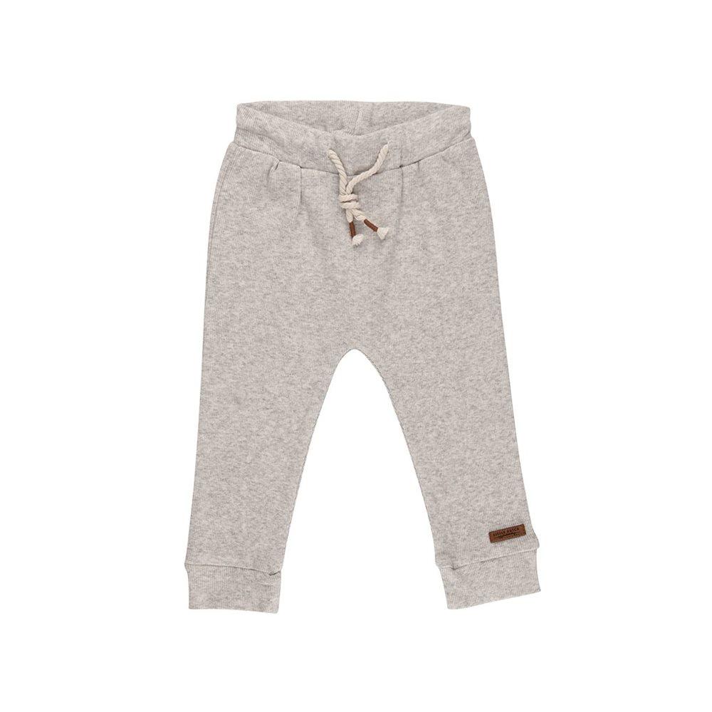 Pantalon bébé 68 - Grey Melange