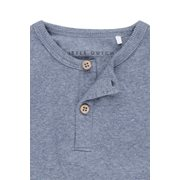 T-shirt 56 manches longues Blue Melange