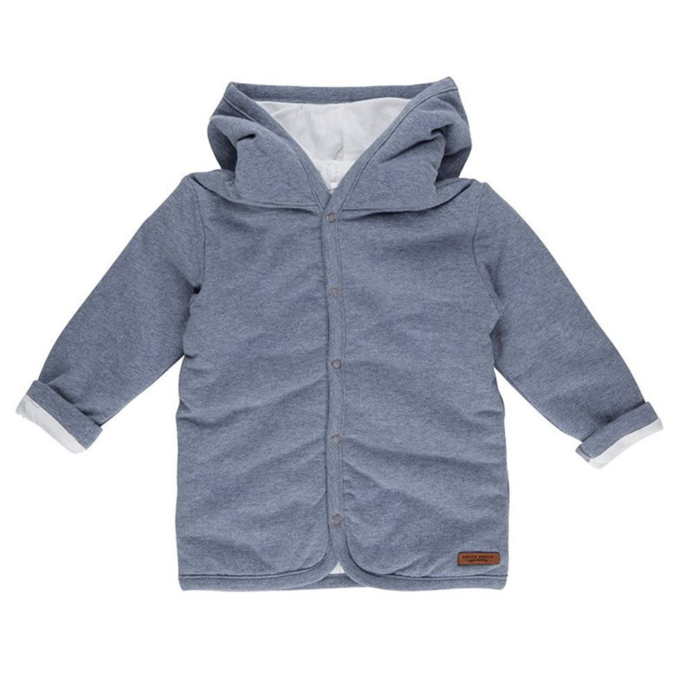 Picture of Baby jacket 56, Pink Melange - Ocean