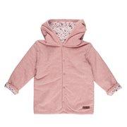 Picture of Baby jacket 56, Pink Melange - Spring Flowers