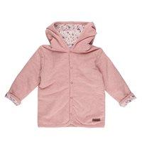 Veste bébé 74, Pink Melange - Spring Flowers