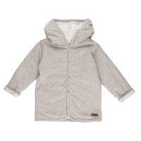 Picture of Baby jacket 68, Grey Melange - Ocean