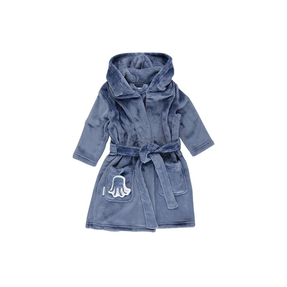 Picture of Baby bathrobe Blue 86/92 - Ocean