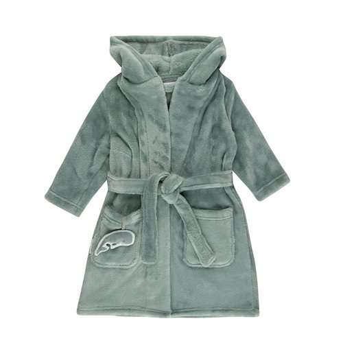 Picture of Baby bathrobe Mint 98/104 - Ocean