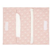 Picture of Nappy pouch Lily Leaves Pink