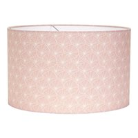 Picture of Pendant light Lily Leaves Pink