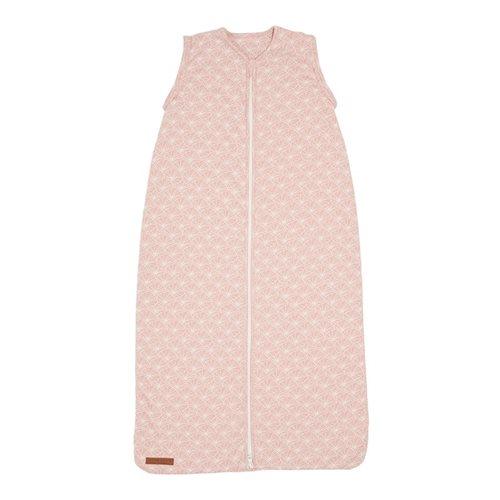 Afbeelding van Slaapzak zomer 70 cm Lily Leaves Pink