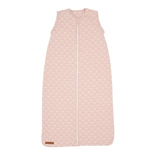 Afbeelding van Slaapzak zomer 90 cm Lily Leaves Pink