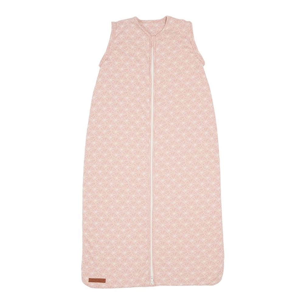 Picture of Summer sleeping bag 90 cm Lily Leaves Pink