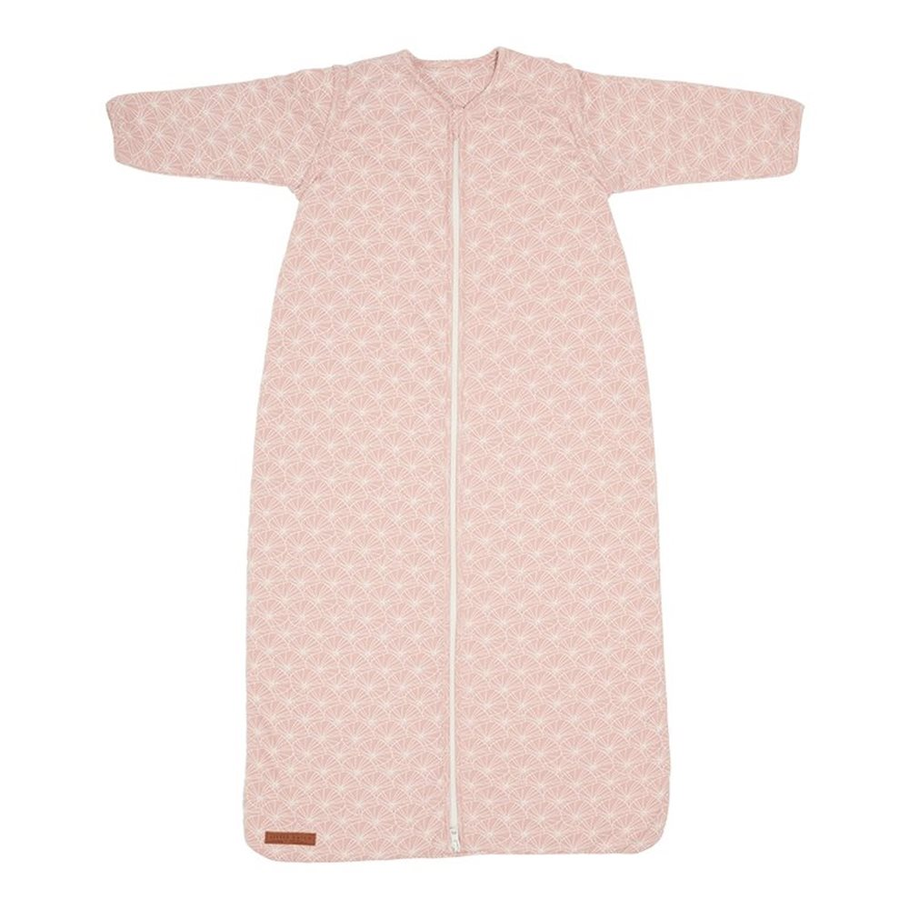 Picture of Winter sleeping bag 90 cm Lily Leaves Pink