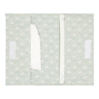 Picture of Nappy pouch Lily Leaves Mint