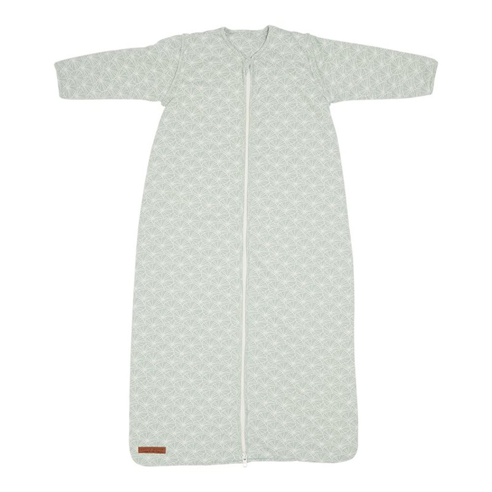 Picture of Winter sleeping bag 90 cm Lily Leaves Mint