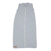 Picture of Summer sleeping bag 70 cm Lily Leaves Blue