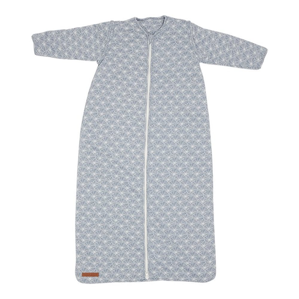 Picture of Winter sleeping bag 70 cm Lily Leaves Blue