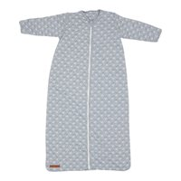 Picture of Winter sleeping bag 90 cm Lily Leaves Blue