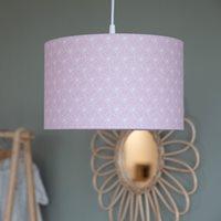 Afbeelding van Hanglamp Lily Leaves Pink