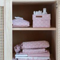 Afbeelding van Kruikenzak Lily Leaves Pink