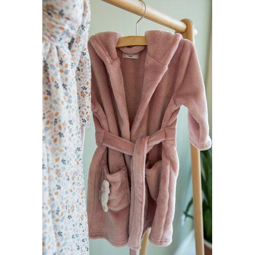 Picture of Baby bathrobe Pink 74/80 - Ocean