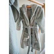 Picture of Baby bathrobe Mint 74/80 - Ocean