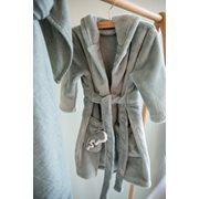 Picture of Baby bathrobe Mint 86/92 - Ocean