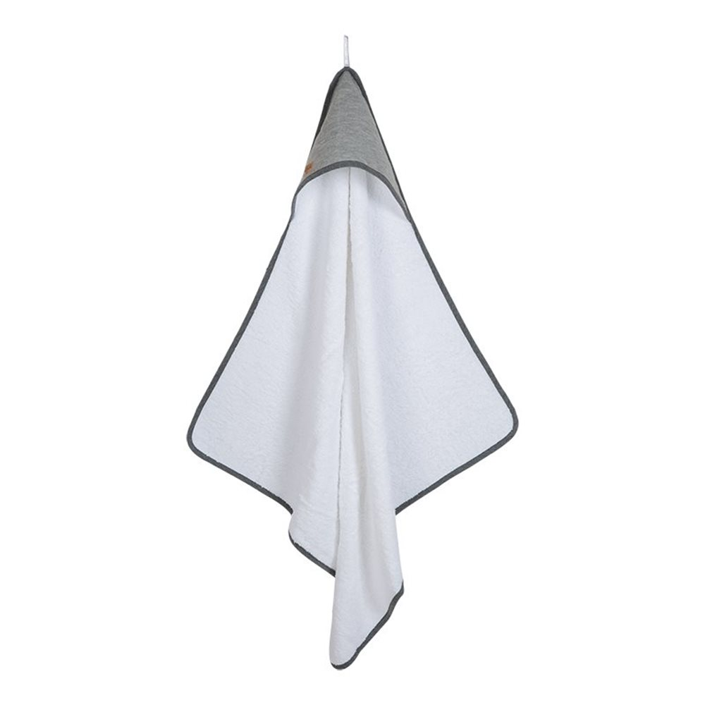 Picture of Hooded towel - grey melange
