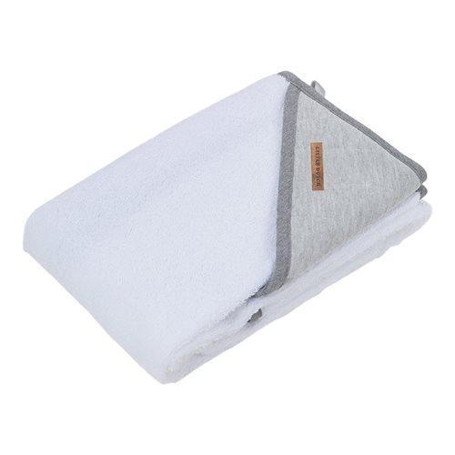 Picture of Hooded towel - grey melange