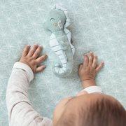 Afbeelding van Hoeslaken wieg Lily Leaves Mint
