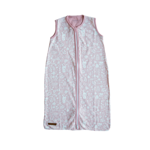 Picture of Cotton summer sleeping bag 70 cm Adventure Pink