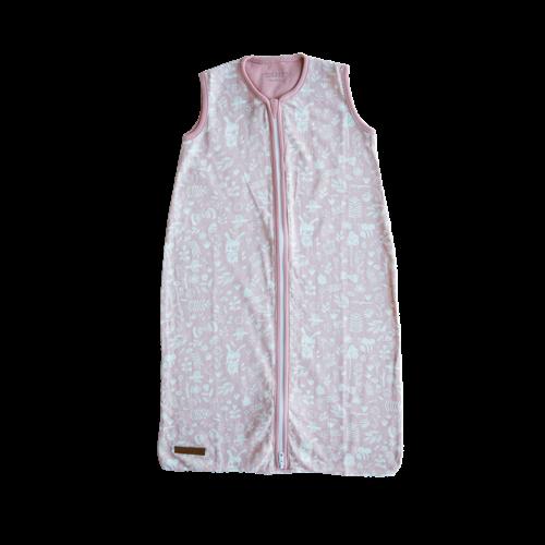 Afbeelding van Slaapzak zomer hydrofiel 70 cm Adventure Pink