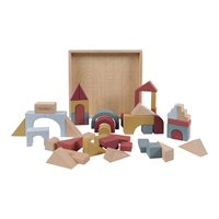 Picture of Wooden building blocks Pure & Nature