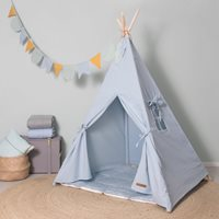 Picture of Teepee tent blue