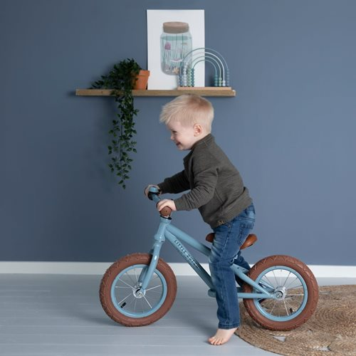 Picture of Balance bike blue