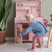 Picture of Toy kitchen pink