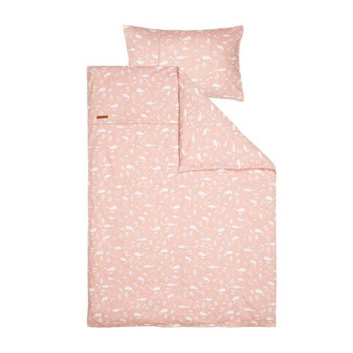 Housse de couette lit bébé Ocean Pink