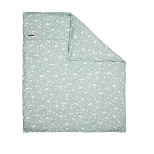 Picture of Bassinet duvet cover Ocean Mint