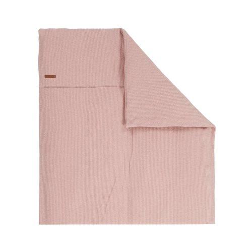 Afbeelding van Dekbedovertrek wieg Pure Pink