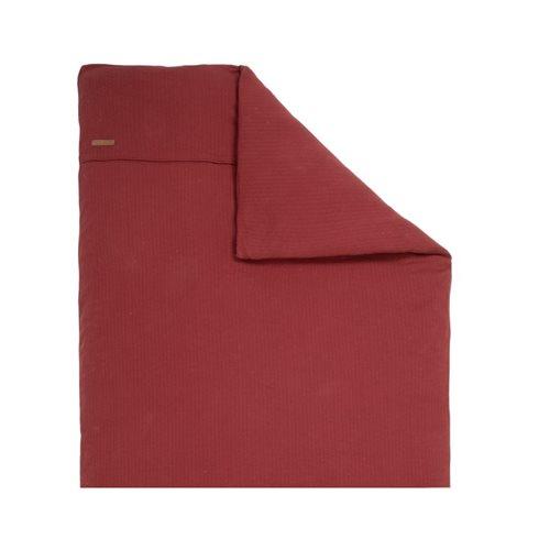 Bezug für Wiegedecke Pure Indian Red